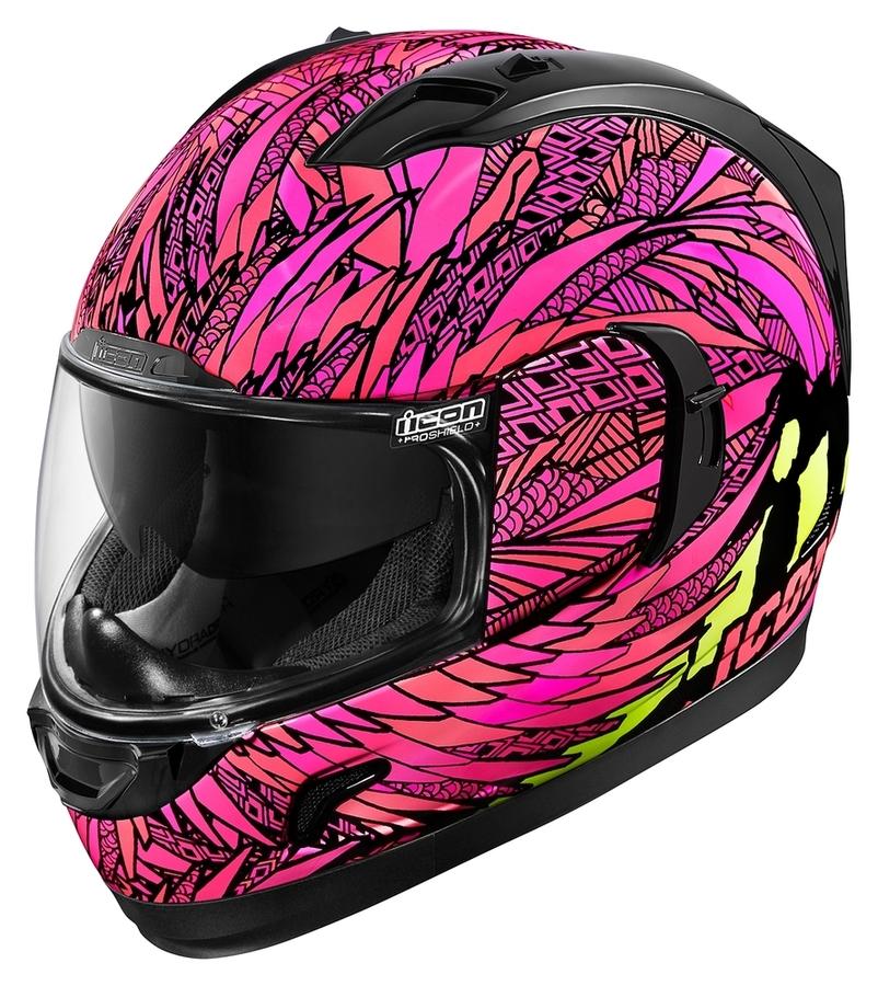ICON アイコン フルフェイスヘルメット ALLIANCE GT BIRDSTRKE HELMET [アライアンス GT バードストライク ヘルメット] サイズ:S(55-56cm)