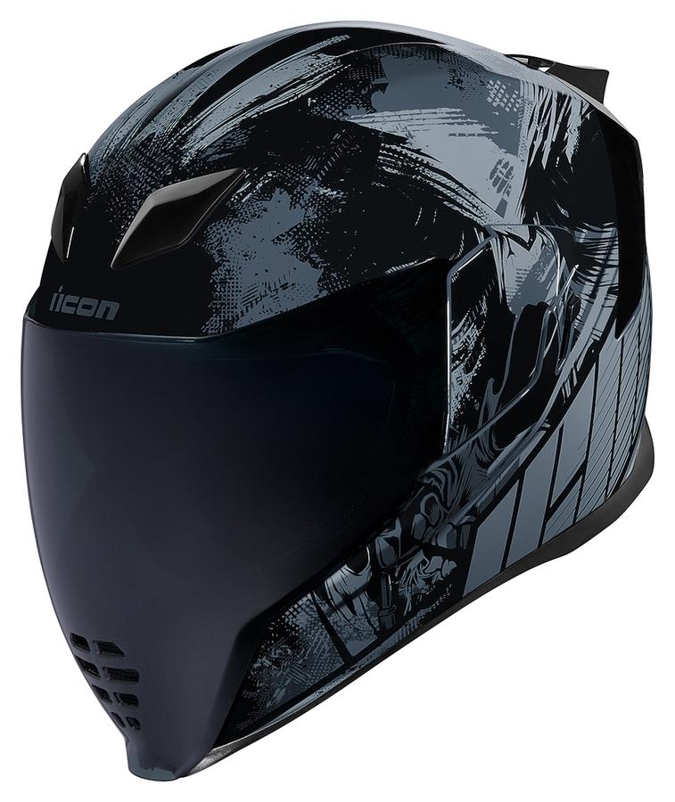 ICON アイコン フルフェイスヘルメット AIRFLITE STIM HELMET [エアフライト STIM ヘルメット] サイズ:3XL(65-66cm)