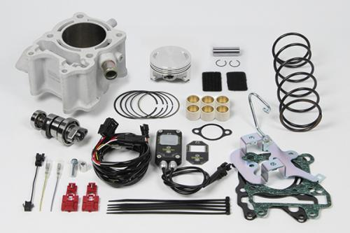SP武川 SPタケガワ ボアアップキット・シリンダー ハイパーSステージecoボアアップキット170cc PCX125