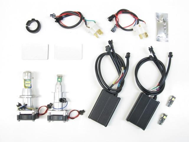 【在庫あり】PROTEC プロテック LBW-TM LEDヘッドライトバルブ TMAX500 TMAX500 フェザー8
