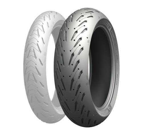 MICHELIN ミシュラン ROAD 5 【190/55ZR17 M/C (75W) TL】 ロード5 タイヤ