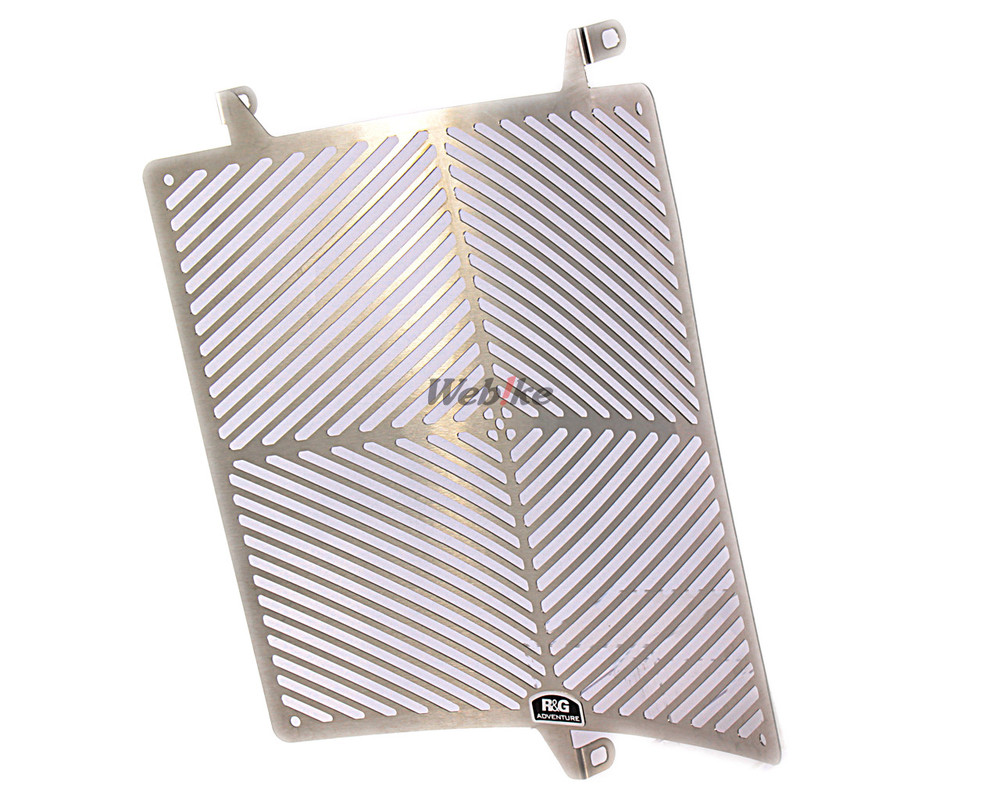 R&G アールアンドジー コアガード ステンレス オイルクーラーガード【Stainless Oil Cooler Guard】■ Speed Triple Speed Triple R Speed Triple S