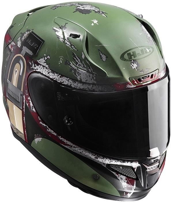 【イベント開催中!】 HJC エイチジェイシー フルフェイスヘルメット HJH119 STAR WARS スターウォーズ RPHA 11 BOBA FETT (ボバ フェット) サイズ:L(59-60cm)