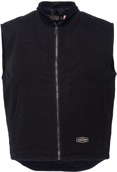WEST COAST CHOPPERS ウエストコーストチョッパーズ WCC Canvas workvest [WCC キャンバス ワークベスト]