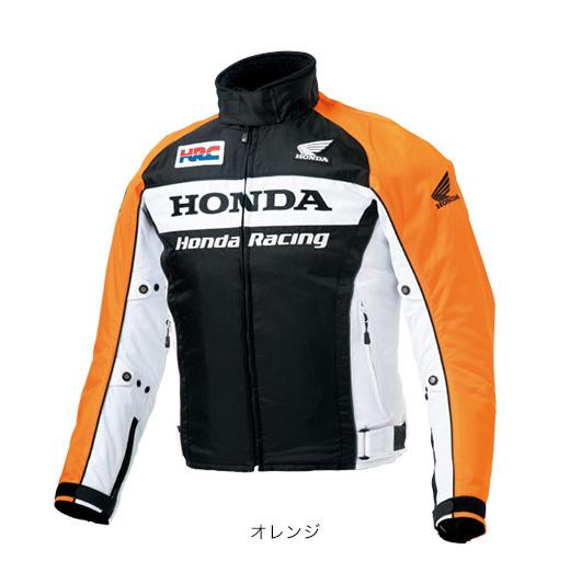 HONDA RIDING GEAR ホンダ ライディングギア ウインタージャケット 【HRC】ウインターグラフィックブルゾン サイズ:4L