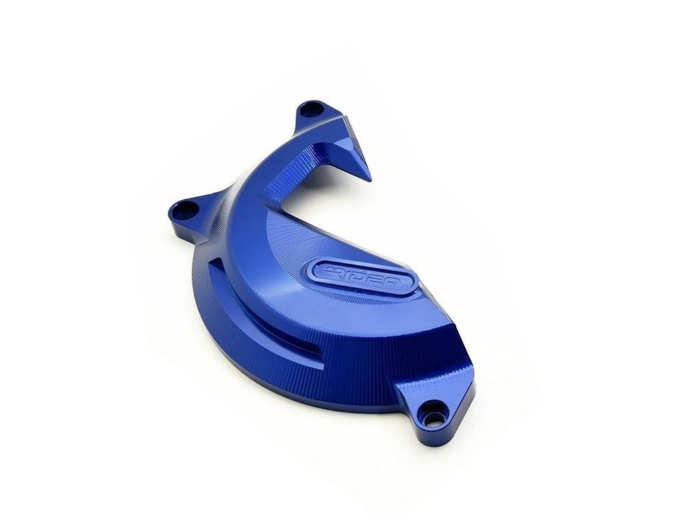 リデア RIDEA エンジンカバー 右2 カラー:ブルー G310R