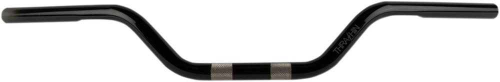 THRASHIN SUPPLY スラッシンサプライ ハンドルバー HANDLEBAR 1 MID カラー:Black/FINISH:Powder-Coated[0601-4144]