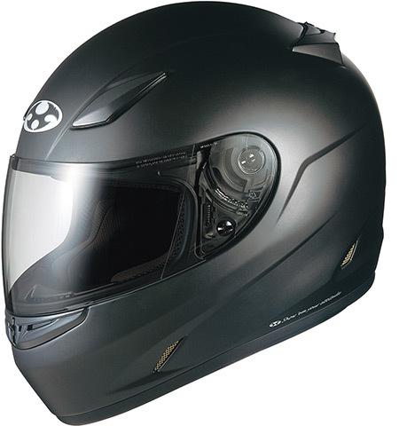 OGK KABUTO オージーケーカブト フルフェイスヘルメット FF-RIII [FF-R3 エフエフ・アールスリー フラットブラック] ヘルメット サイズ:M(57-58cm)