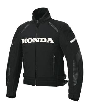 卸売 HONDA RIDING GEAR ホンダ ライディングギア ライディングジャケット HONDA GEAR ブラックストームライダースジャケット ホンダ サイズ:L, オーバーラグ:1481dc5e --- canoncity.azurewebsites.net
