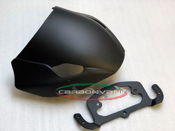 CARBONVANI カーボンバーニ ヘッドライトフェアリング MONSTER 797