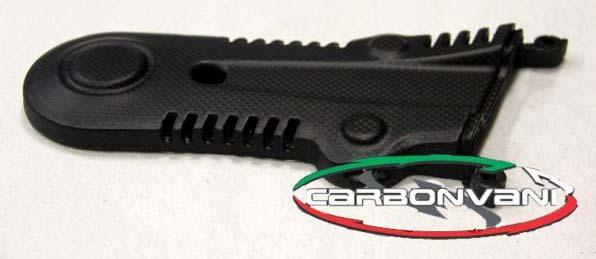 CARBONVANI カーボンバーニ タイミングベルトカバー MONSTER 797
