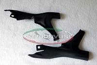 CARBONVANI カーボンバーニ シートフレームカバー MONSTER 1200 MONSTER 821