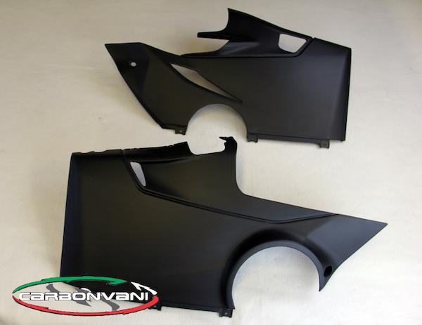 CARBONVANI カーボンバーニ アンダーカウル PANIGALE V4 S