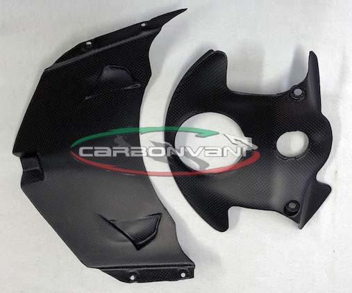 CARBONVANI カーボンバーニ インナーフェアリングカバーセット PANIGALE V4 S