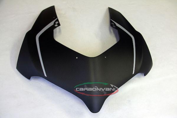 CARBONVANI カーボンバーニ ヘッドライトフェアリング PANIGALE V4R