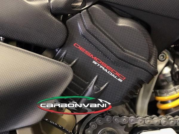 CARBONVANI カーボンバーニ シリンダーカバーキット PANIGALE V4R