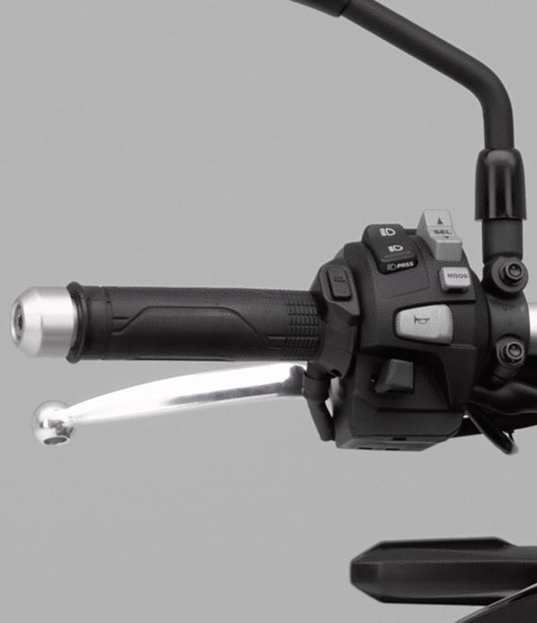 US HONDA 北米ホンダ純正アクセサリー グリップヒーター Heated Grips CB1000R