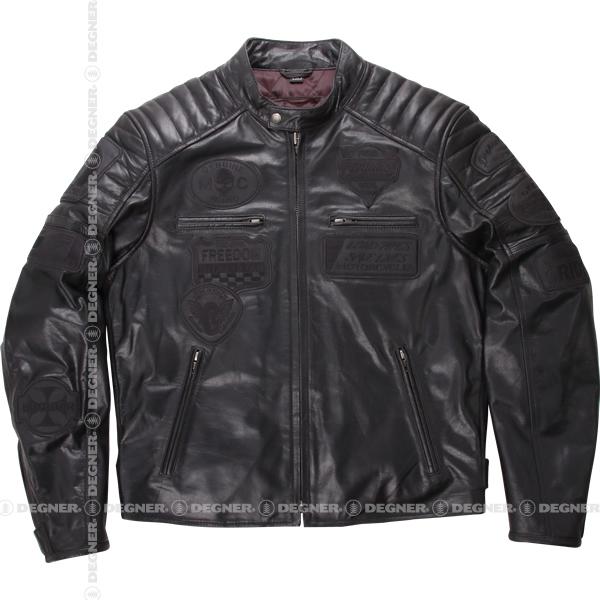 DEGNER デグナー ヴィンテージレザージャケット サイズ:XL