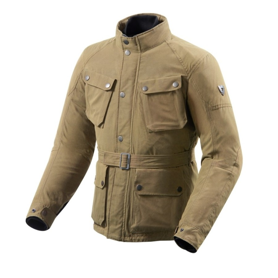 REVIT レブイット 3シーズンジャケット テキスタイルジャケット リビングストーン サイズ:S