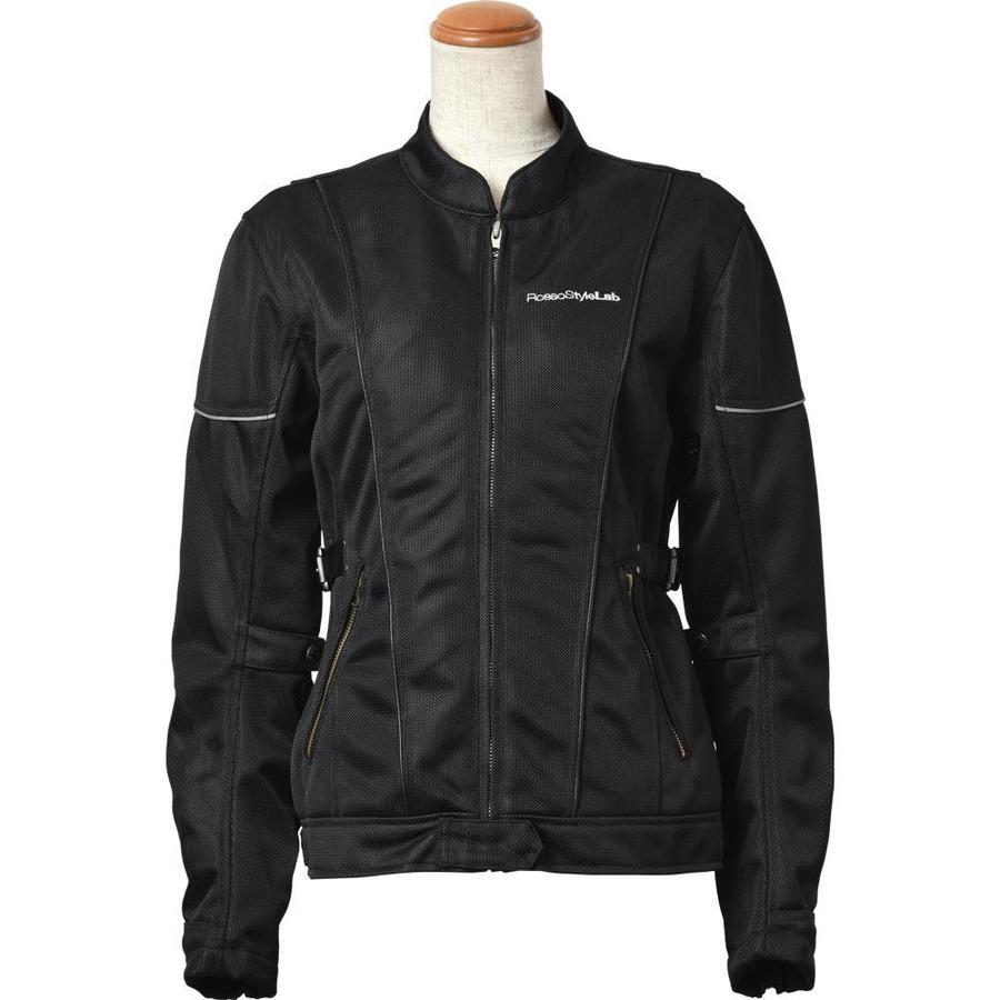 Rosso StyleLab ロッソ スタイルラボ スタイルアップメッシュジャケット レディース サイズ:LL
