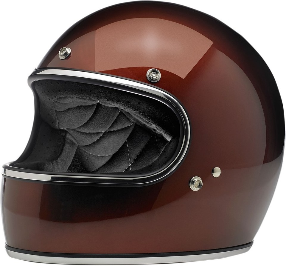 BILTWELL ビルトウェル GRINGO [グリンゴ] レトロフルフェイスヘルメット HELMET GRINGO BRBMET サイズ:Small (55-56cm) [0101-9871]