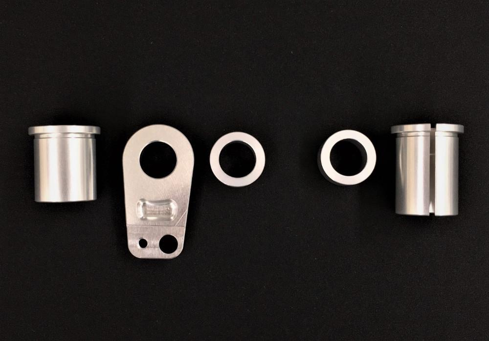 K-FACTORY Kファクトリー オーリンズ正立フォーク対応ノーマルホイール用カラーセット Z900RS Z900RS CAFE