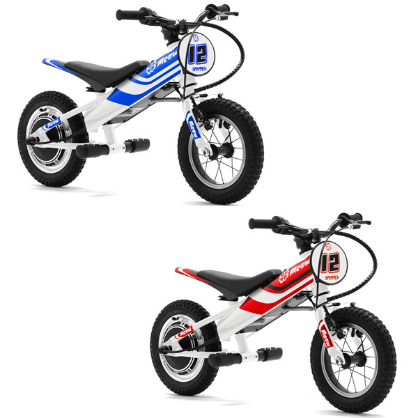 Yotsuba Moto ヨツバモト その他グッズ Meow12 [ミャウ12] キッズ用電動バイク(グローバル) フレームカラー:ホワイト