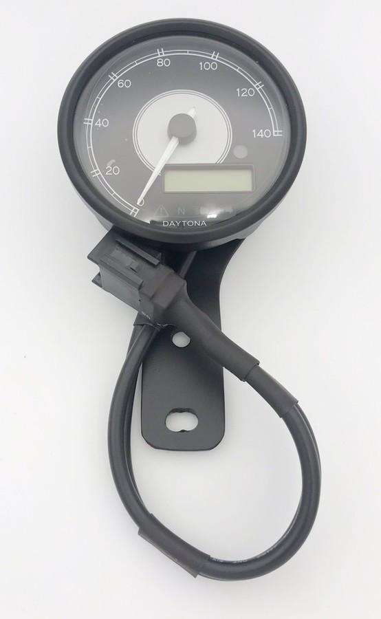 BOATRAP ボートラップ スピードメーターキット 140km 配線長:30cm W400 W650