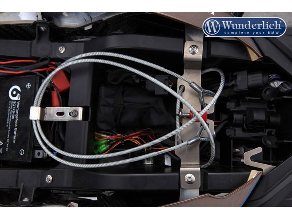 Wunderlich ワンダーリッヒ ヘルメット盗難防止ワイヤー S1000XR