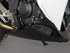 Magical Racing マジカルレーシング アンダーカウル 社外品マフラー仕様 CBR250R