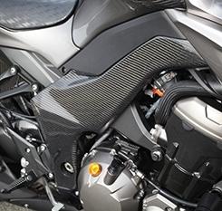 Magical Racing マジカルレーシング フレームガード Z1000 (水冷)