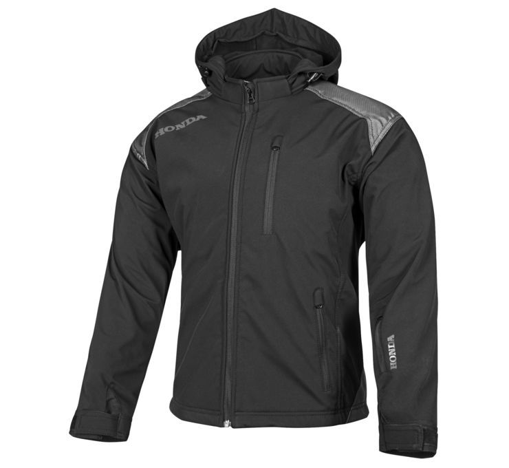 Honda Official Licensed Products ホンダオフィシャルプロダクト メンズスーパースポーツアーマード ソフトシェルジャケット 【Men's Supersport Armored Softshell Jacket】