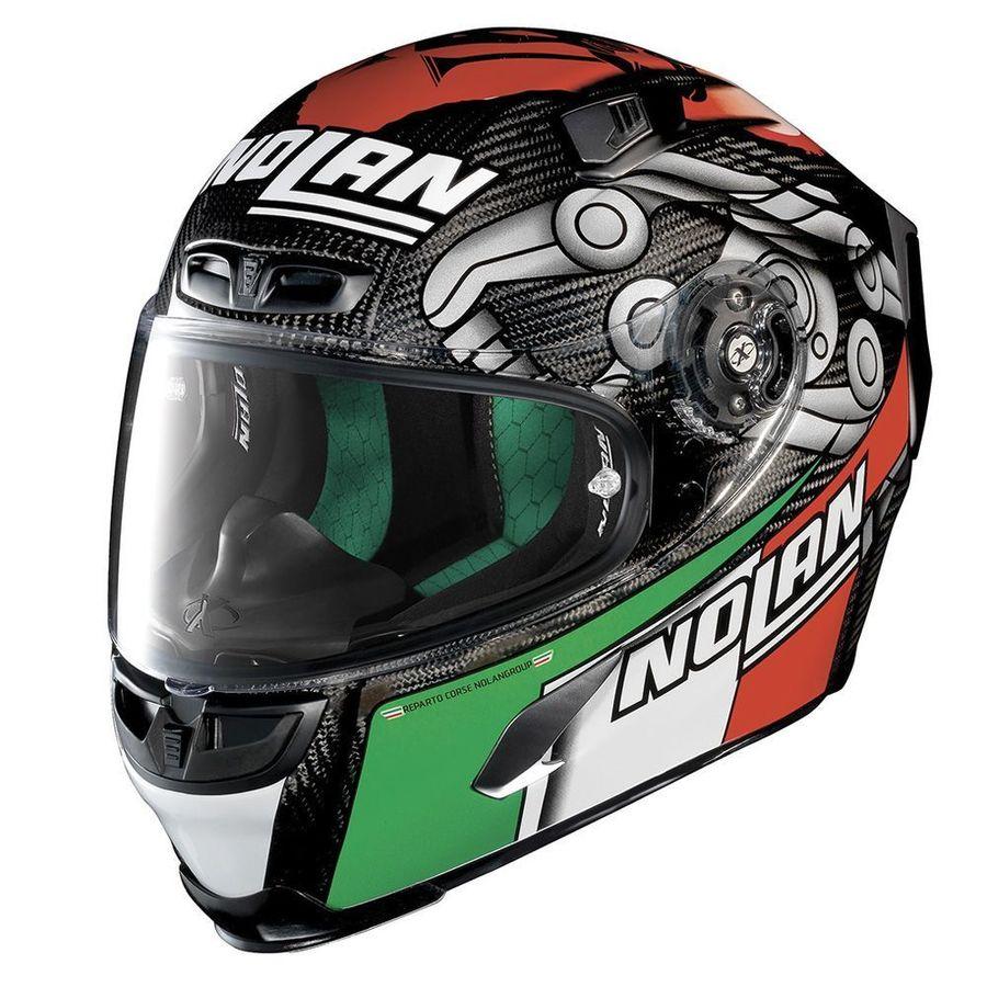 NOLAN ノーラン フルフェイスヘルメット X803 ウルトラカーボン メランドリ サイズ:S(55-56)