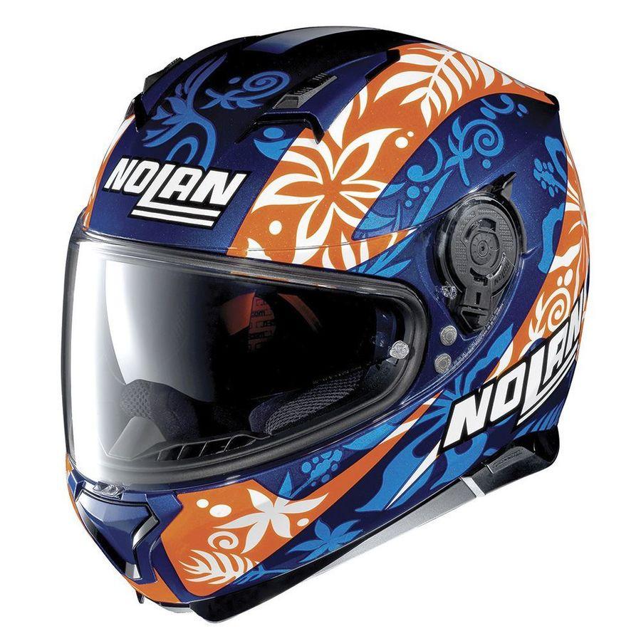 NOLAN ノーラン フルフェイスヘルメット N87 ジェミニレプリカ サイズ:L(59-60)