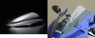 Magical Racing マジカルレーシング カーボントリムスクリーン ZX-9R