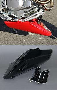 Magical Racing マジカルレーシング アンダーカウル XR250モタード