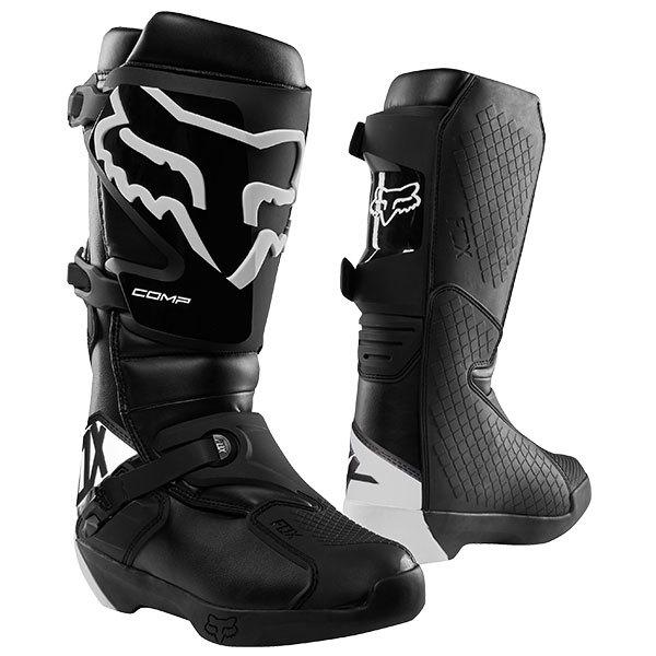【送料無料】フットウェア FOX フォックス 21483-001-12  FOX フォックス オフロードブーツ COMP BOOTS [コンプ ブーツ] サイズ:12 (28.5cm)