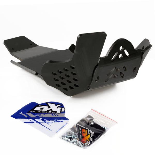 【イベント開催中!】 AXP RACING エーエックスピーレーシング ガード・スライダー エクストリーム EDスキッドプレート YZ250/X(05-18)