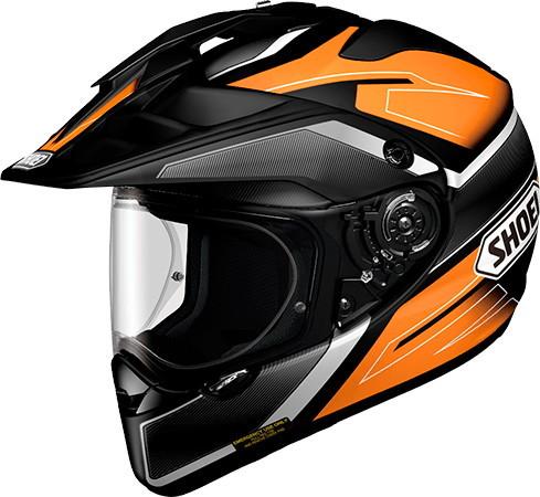 【イベント開催中!】 SHOEI ショウエイ オフロードヘルメット HORNET-ADV SEEKER [ホーネット-エーディーヴイ シーカー TC-8 ORANGE/BLACK] ヘルメット サイズ:XL (61cm)
