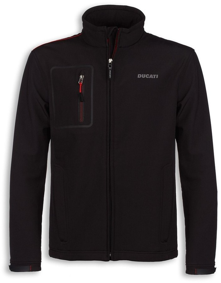 DUCATI Performance ドゥカティパフォーマンス ライディングジャケット Ducati windproof jacket Size:M