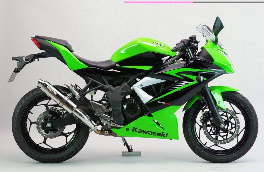 SANSEI RACING サンセイレーシング ZNIC [ジニック] スリップオンマフラー Ninja250SL [JBK-BX250A] Z250SL [JBK-BR250E]
