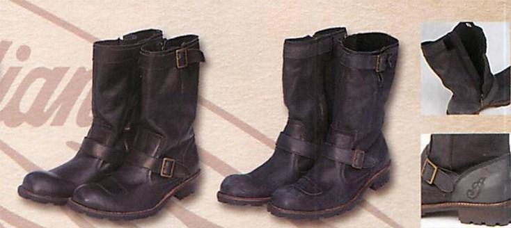 Indian インディアン オンロードブーツ AEGIS ブーツ サイズ:28cm