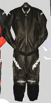 SPOON スプーン レーシングスーツ・革ツナギ レザースーツ サイズ:LL