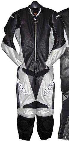 SPOON スプーン レーシングスーツ・革ツナギ レザースーツ サイズ:L