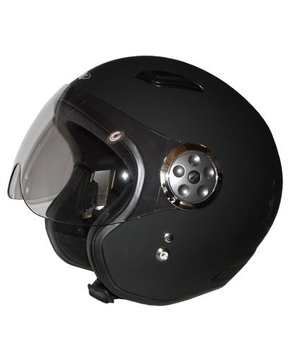 激安通販ショッピング 1着でも送料無料 SPOONスプーン ジェットヘルメット パイロット1 スプーン SPOON PILOT1