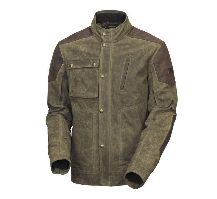 RSD Roland Sands Design ローランドサンズ Design Men's Truman Textile Jacket