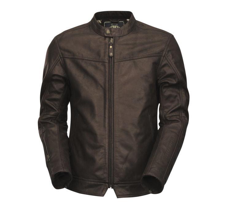 RSD Roland Sands Design ローランドサンズ Design Men's Walker Leather Jacket
