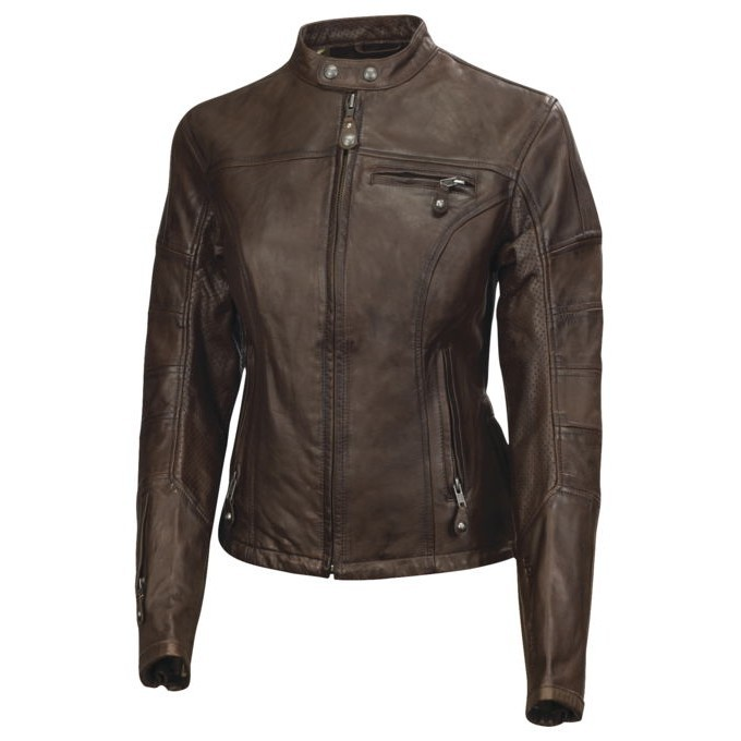 RSD Roland Sands Design ローランドサンズ Design Women's Maven Leather Jacket