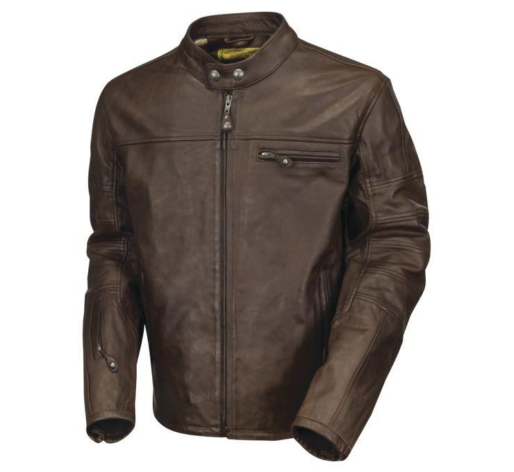 RSD Roland Sands Design ローランドサンズ Design Men's Ronin Leather Jacket