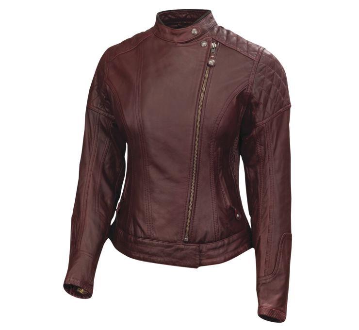 RSD Roland Sands Design ローランドサンズ Design Women's Riot Leather Jacket